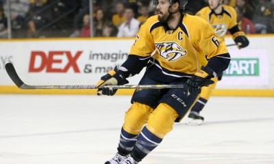 NHL: APR 04 Stars at Predators