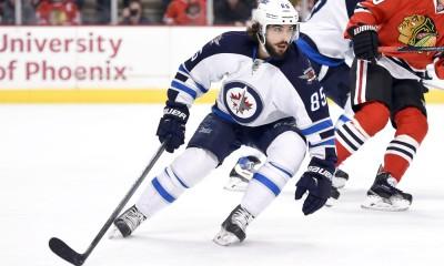 NHL: JAN 16 Jets at Blackhawks