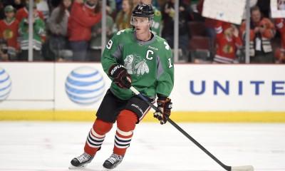 NHL: MAR 17 Islanders at Blackhawks