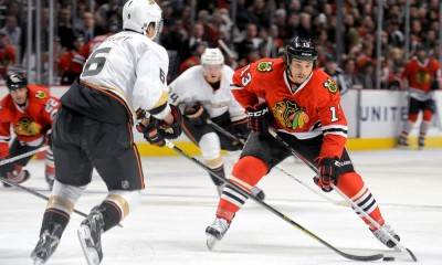 NHL: MAR 29 Ducks at Blackhawks