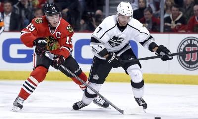 NHL: MAR 30 Kings at Blackhawks