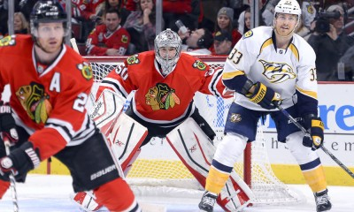 NHL: DEC 29 Predators at Blackhawks