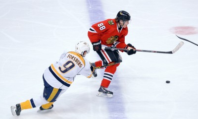NHL: DEC 29 Predators at Blackhawks