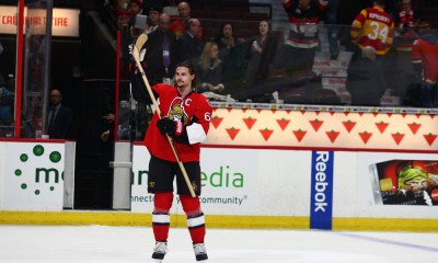 NHL: MAR 08 Flames at Senators