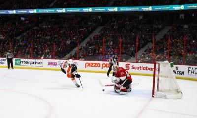 NHL: MAR 15 Flyers at Senators