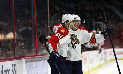 NHL: MAR 29 Panthers at Senators
