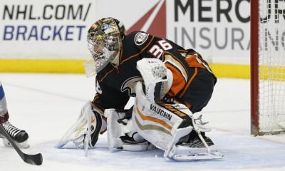 NHL: APR 03 Avalanche at Ducks
