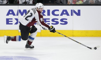 NHL: APR 04 Avalanche at Kings