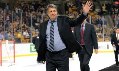 NHL: FEB 28 Senators at Bruins