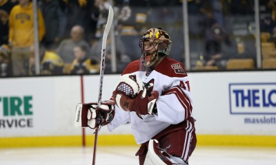 NHL: FEB 28 Coyotes at Bruins