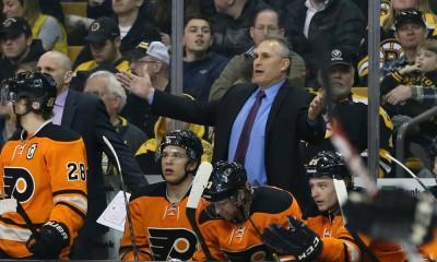 NHL: MAR 07 Flyers at Bruins
