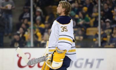 NHL: MAR 17 Sabres at Bruins