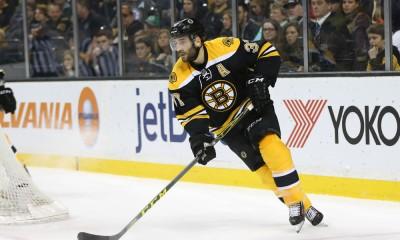 NHL: APR 04 Maple Leafs at Bruins