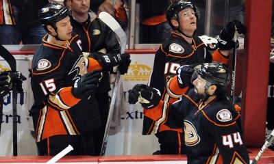 NHL: APR 01 Oilers at Ducks