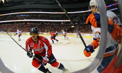 NHL: NOV 28 Islanders at Capitals