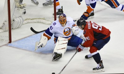 NHL: APR 27 Round 1 - Game 7 - Islanders at Capitals