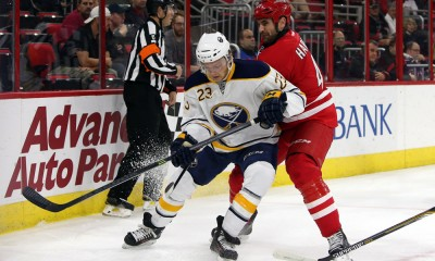NHL: OCT 03 Preseason - Sabres at Hurricanes