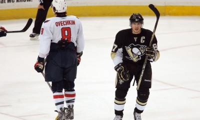 NHL: MAY 11 Conference Semifinals -  Capitals at Penguins - Game 6