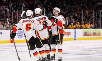 NHL: FEB 12 Flames at Kings