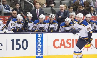 NHL: MAR 07 Blues at Maple Leafs