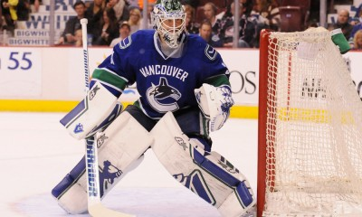 NHL: MAR 19 Blue Jackets at Canucks
