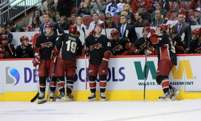 NHL: JAN 28 Kings at Coyotes