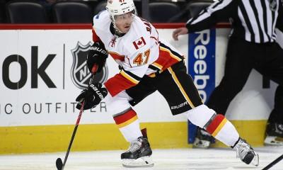 NHL: NOV 08 Flames at Avalanche