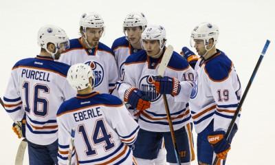 NHL: MAR 09 Oilers at Red Wings