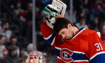 NHL: MAR 21 Sharks at Canadiens