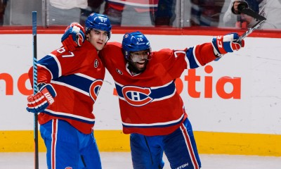 NHL: MAR 28 Panthers at Canadiens