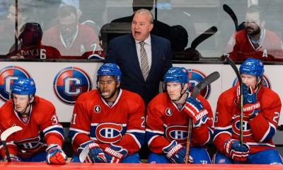 NHL: APR 24 Round 1 - Game 5 - Senators at Canadiens