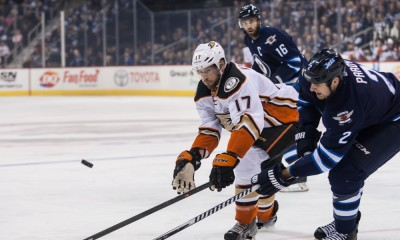 NHL: DEC 13 Ducks at Jets