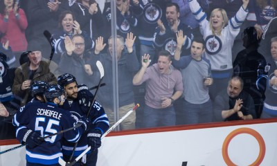 NHL: FEB 24 Stars at Jets