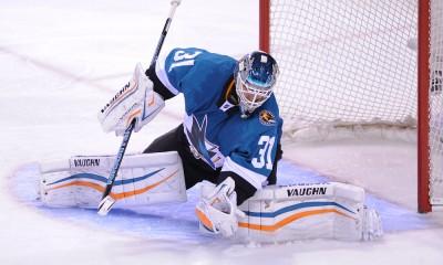 NHL: FEB 28 Senators at Sharks
