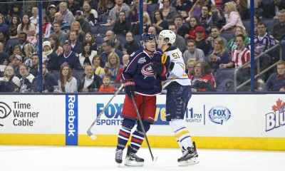 NHL: APR 10 Sabres at Blue Jackets