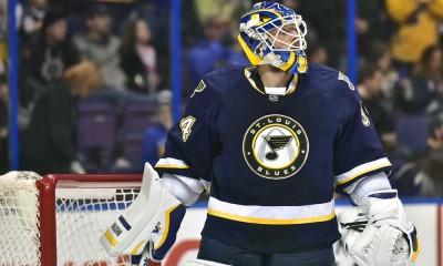 NHL: FEB 20 Bruins at Blues