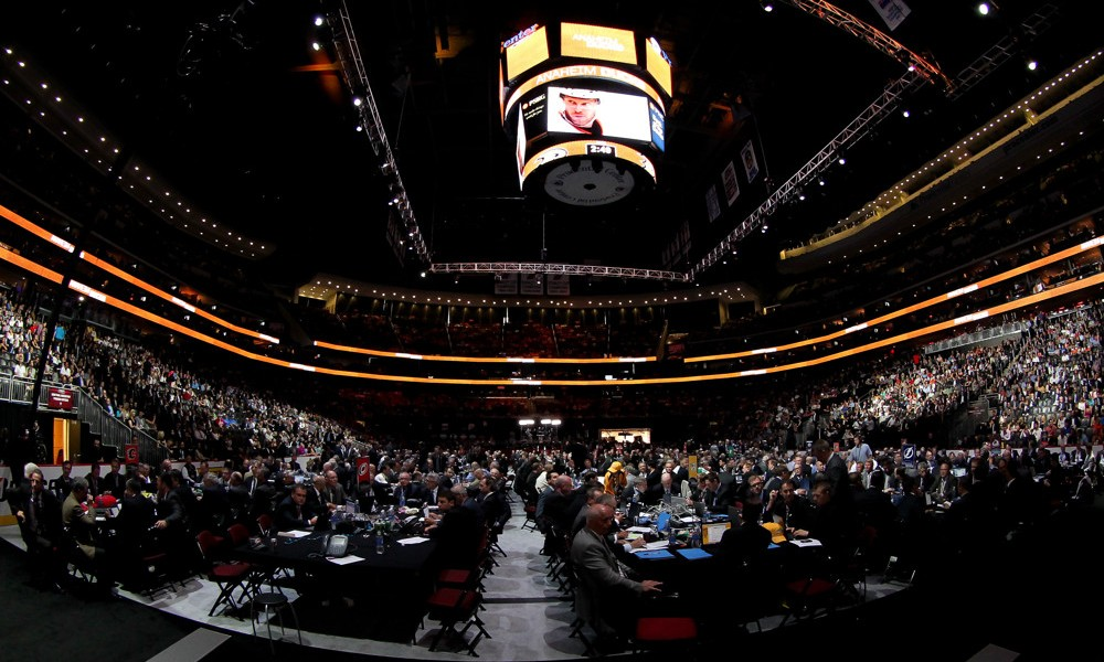 NHL: JUN 30 2013 Entry Draft
