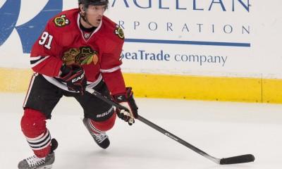 NHL: APR 02 Canucks at Blackhawks