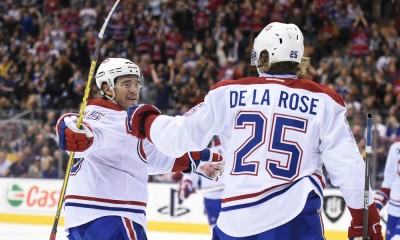 NHL: APR 11 Canadiens at Maple Leafs