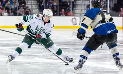 AHL: FEB 28 Iowa Wild at Lake Erie Monsters