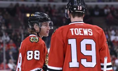 NHL: JAN 20 Coyotes at Blackhawks