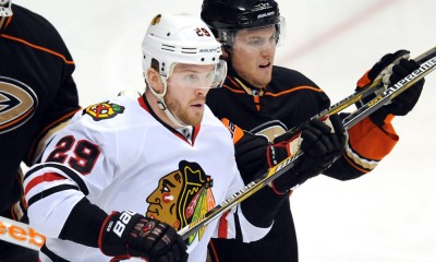 NHL: JAN 30 Blackhawks at Ducks