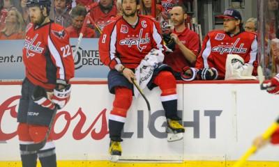 NHL: MAY 10 Round 2 - Game 6 - Rangers at Capitals