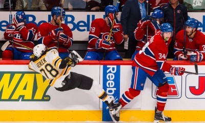 NHL: SEP 23 Preseason - Bruins at Canadiens