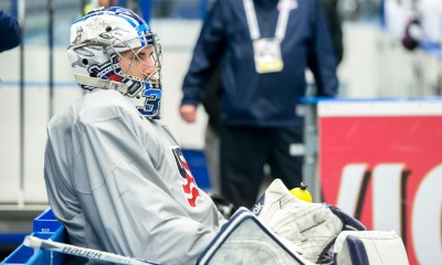 HOCKEY: MAY 13 IIHF Ice Hockey World Championships - USA Training