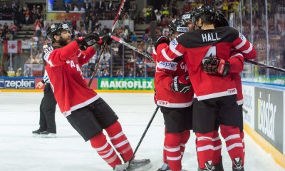 The star-studded Canadian team cruised to Gold.