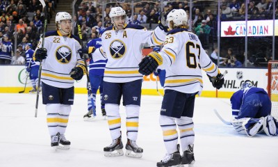 NHL: MAR 11 Sabres at Maple Leafs