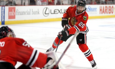 NHL: MAY 27 Western Conference Final - Game 6 - Ducks at Blackhawks