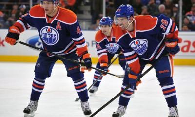NHL: APR 21 Ducks at Oilers