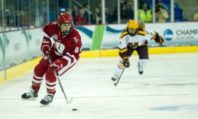 NCAA HOCKEY: MAR 21 Women's Div 1 Championship - Minnesota v Wisconsin